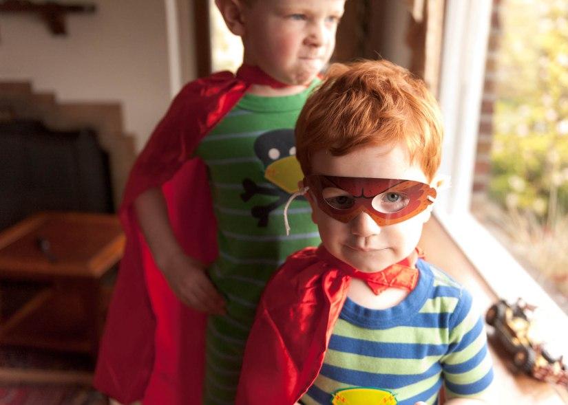 Sick Superheros