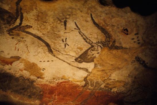 Grottes de Lascaux II, by David Martin