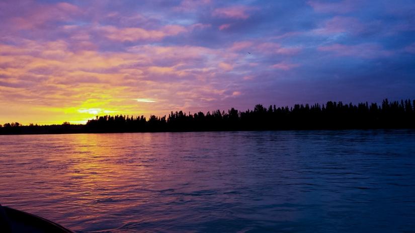 """""""Kenai Sunrise,"""" by Eric"""