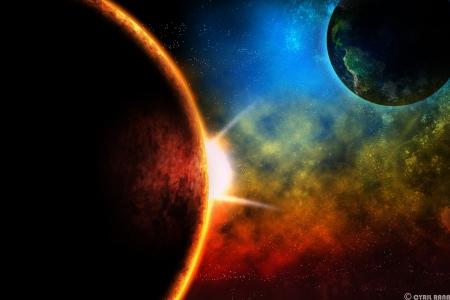 """Mars,"" (CC) Cyril Rana"